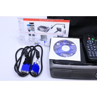 * OPTOMA EP728 DLP PROJECTOR W/ CARRYING CASE