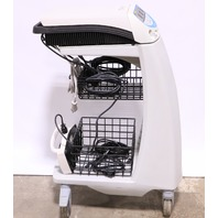 * CONMED 60-8005-001 ELECTROSURGERY SYSTEM 5000 W/ PEDALS, CART