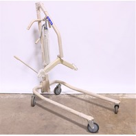 * NEW INVACARE 9805P HYDROLIC PATIENT BODY LIFT