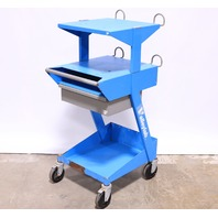 * VALLEYLAB EC340L ELECTROSURGICAL GENERATOR CART