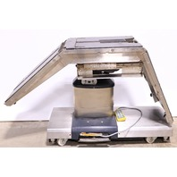 * STERIS CMAX SURGICAL TABLE 150832-216 W/ HAND CONTROL 542200905
