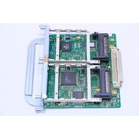 NEW CISCO DUAL W2 800-04799-01-G0  INTERFACE MODULE SYSTEMS NETWORK CARD