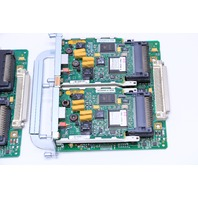 NEW LOT OF (2) CISCO DUAL W2  800-04799-01E0  INTERFACE MODULE SYSTEMS NETWORK CARD