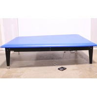 * HAUSMANN 1427-57-113 MAT PLATFORM ELECT/HYDROLIC 5x7' 20-30 BARIATRIC TABLE