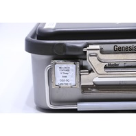 * V. MUELLER GENESIS CD2-5C STERILIZATION CONTAINER