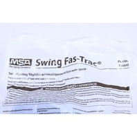 * NEW MSA SWING FAS-TRAC 816645 SELF ADJUSTING FOR V-GARD CAP HAT