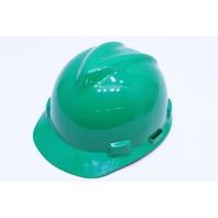 * NEW MSA V-GARD CSA Z94.1-15 TYPE 1 MEDIUM FAS-TRAC 475362 CAP HAT GREEN