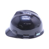 * NEW MSA V-GARD 492559 CSA Z94.1-15 TYPE 1 MEDIUM FAS-TRAC CAP HAT BLACK