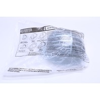 * NEW ERB Omega II 19994 Mega Ratchet Silver Hardhat 6pt Nylon