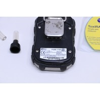 * TOXI RAE 3 CO 500 PGM-1700 GAS DETECTOR, CD, ADAPTERS