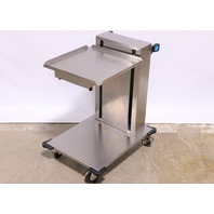 """* LAKESIDE 819 TRAY DISPENCER CART STAINLESS STEEL 15 x 20"""" TRAYS"""
