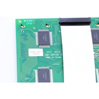 * EDT 20-20420-2 LCD/LED DISPLAY PC BOARD