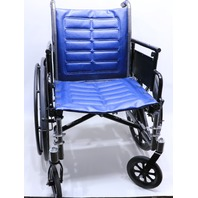 INVACARE SX5 WHEELCHAIR WITHOUT FOOTRESTS NICE