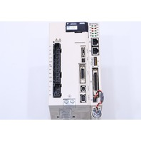 * YASKAWA SGDV-5R5AE1A002000 w/ MP2600iec SGDV-OCC02A CONTROL OPTION CARD *WARRANTY*