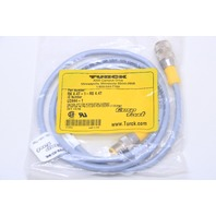 * NEW TURCK RK 4.4T-1-RS 4.4T EUROFAST CABLE