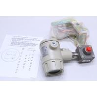 * NEW HONEYWELL ST 3000 STG140-E1G-00000-1C,DE,MB,SM+XXXX SMART PRESSURE TRANSMITTER