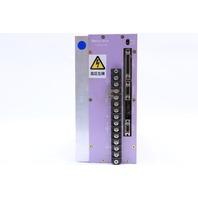 * MEICS-ACE NDT-152 AC SERVO DRIVE 1.5KW AC200/230 50/60HZ