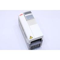 * ABB ACH401600632 AC DRIVE 3PH 7.5HP 480VAC