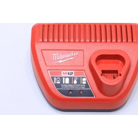 MILWAUKEE 48-59-2401 BATTERY CHARGER LITHIUM-ION 750MA 120V 60HZ