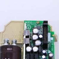 YASKAWA SGDB-CDAA SERVO PAK BOARD NICHICON CE 85 C NX 400 V 680 uF