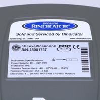 GENUINE BINDICATOR 3D LEVEL SCANNER II CASE