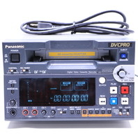 PANASONIC AJ-SD255P DIGITAL VIDEO CASSETTE RECORDER