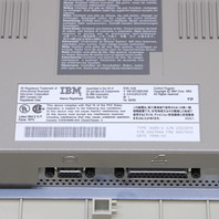 IBM INFOWINDOW II 3489-V DISPLAY TERMINAL