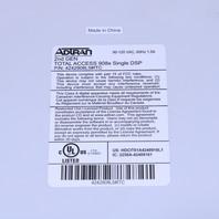 ADTRAN 2ND GEN TOTAL ACCESS 908E 4242908L5 GATEWAY ROUTER