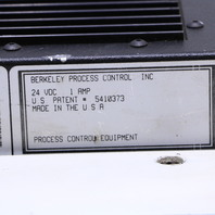 BERKLEY PROCESS CONTROL TS-3200-FP DISPLAY OPERATOR CONTROL PANEL