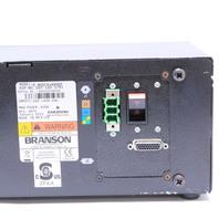 BRANSON 0.40DCXs40H0R S 40:0.40 POWER SUPPLY 180-253V 10A 400W 50/60Hz