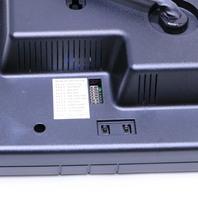 """* NEW SIMPLEX 6334-9140 - 4.0"""" RED LED CLOCK, 120VAC"""