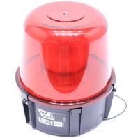 * NEW TRI LITE ST-110 ELECTRONIC RED STROBE LIGHT 110-125 60HZ