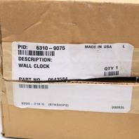 * NEW SIMPLEX 6310-9075 WALL CLOCK 0643584