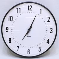 * NEW SIMPLEX 6310-8013 WALL CLOCK