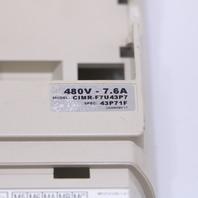 YASKAWA ELECTRIC CIMR-F7U43P7 DRIVE COVER