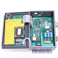 `` STI PA45D-1-AC SAFETY LIGHT CURTAIN CONTROLLER 42748-6010
