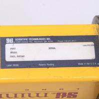 `` STI MS4436B LIGHT CURTAIN SET TRANSMITTER AND RECEIVER