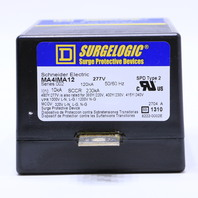 SCHNEIDER SQUARE D MA4IMA12 SURGELOGIC TRANSIENT VOLTAGE SURGE SUPPRESSOR