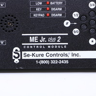 SE-KURE CONTROLS ME JR PLUS 2 CONTROL MODULE W/ KEY