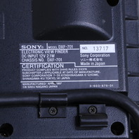 SONY DXF-701 VEIW FINDER