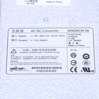 POWER ONE SPAEMCM-06 AC/DC CONVERTOR