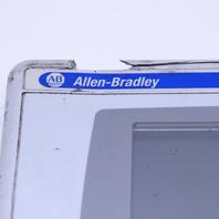 ALLEN BRADLEY 2711P-RDT10C PANELVIEW PLUS 1000 OPERATOR INTERFACE
