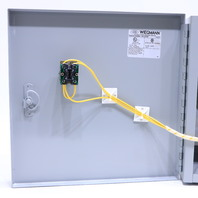 NEW MACROAIR 132-4003-100YR FAN CONTROL PANEL CIMR-J7AM40P7