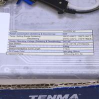 NEW TENMA 72-6345 SOLDER REWORK STATION