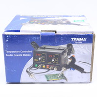 NEW TENMA 72-6345 SOLDER REWORK STATION