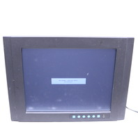 "ADVANTECH FPM-3151G-R3BE 15"" XGA INDUSTRIAL MONITOR"