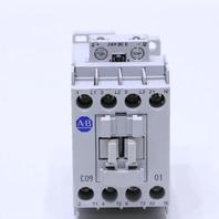 NEW ALLEN BRADLEY 100-C09E01 CONTACTOR 9 A 380V 60 HZ