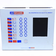 AUTOFLAME MK.6 EVOLUTION M.M./EGA MM6001E COMBUSTION CONTROL