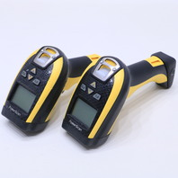 LOT OF (2) DATALOGIC POWERSCAN PM9300 BARCODE SCANNERS