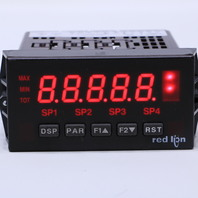 RED LION PAXT0000 PANEL METER
